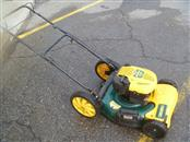 YARD-MAN 12A-569P701 6.5 HP 21-INCH 3N1 HIGH WHEEL SELF PROPELLED LAWN MOWER